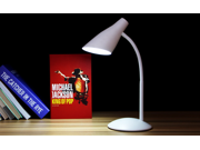 24 LED Charging Lamp white Light W/ 3 Models Touch Eye Creative Lamp for Work Study, Office, Decoration, Bed