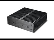 Akasa AK-ITX07-BK - Newton fanless case NUC vesa mount