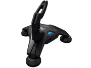 Roccat Apuri Active USB Hub with Mouse Bungee,Mouse cord holder, Mouse cord clip