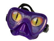 Swimways Monster Mask - Kids Dive Mask - Purple