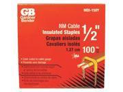 1 2 INSUL CABLE STAPLE MDI 150Y