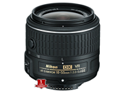 Nikon AF-S DX NIKKOR 18-55mm f/3.5-5.6G VR II Lens (International Version) (White Box only) 9SIA7MB5BN6029