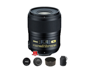 Nikon AF S Micro NIKKOR 60mm f 2.8G ED Lens International Version
