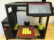 LulzBot Mini 3D Printer with MatterControl Touch Controller