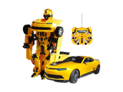 High Quality Rechargable Transformers Bumblebee Robot Remote Control Car Vehicle Toy Gift 9SIA7N43MG9452