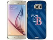 Coveroo Samsung Galaxy S6 Black Thinshield Case with Tampa Bay Rays USA Blue Design 9SIAC564ZM8796