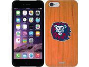 Coveroo iPhone 6 Madera Wood Thinshield Case with Loyola Marymount Face Design