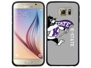 Coveroo Samsung Galaxy S6 Black Guardian Case with Kansas State Mascot Full, Full-Color Design 9SIAC564ZN1210