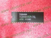 10pcs TC551001CPI-70L