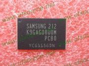 1pcs K9GAG08U0M-PCB0