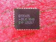 50pcs CY7C425-20JC