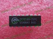 10pcs CY7C189-25PC
