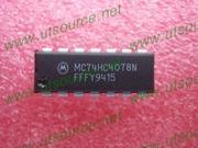 1pcs MC74HC4078N
