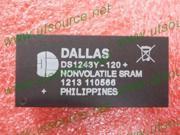 10pcs DS1243Y-120+