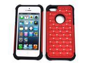 Dasein Mini Rhinestone Accent Case for iPhone 5