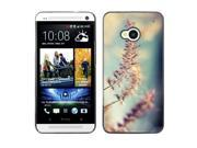 MOONCASE Hard Protective Printing Back Plate Case Cover for HTC One M7 No.5005335