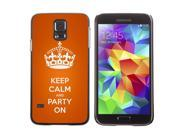 MOONCASE Hard Protective Printing Back Plate Case Cover for Samsung Galaxy S5 No.5004688