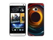 MOONCASE Hard Protective Printing Back Plate Case Cover for HTC One M7 No.3007842