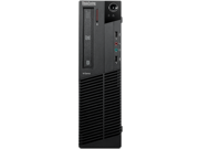 Lenovo Thinkcentre M82 SFF Desktop - Intel i5 3.2GHz (3470) Quad Core CPU - 4GB RAM -500GB HDD - DVDRW - Gigabit Ethernet - Windows 10 Pro 64-bit installed - KB/Mouse Included