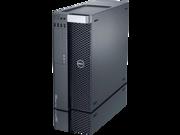 Dell Precision T5600 Workstation - Dual Intel Xeon E5-2603 Quad Core 1.8Ghz CPU - 16GB RAM - 250 GB HDD - DVDRW - AMD FirePro V5900 - Windows 10 Pro Installed