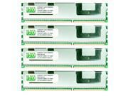 NEMIX RAM 128GB (4X32GB) DDR3 1600MHz PC3-12800 ECC Regsitered Memory for APPLE Mac Pro 2013 6,1