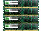 NEMIX RAM 64GB (4 x 16GB) DDR3-1066MHz PC3-8500 240-pin 1.35V 4Rx4 ECC Registered Server Memory Module