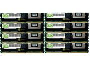 NEMIX RAM 8GB (8 x 1GB) DDR2 800MHz PC2-6400 Memory for Apple Xserve Quad-Core Xeon 2,1 2008