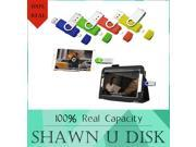 Capacidade total OTG usb flash drive B pen drive 64 GB 32 GB 8 GB 16 GB dupla externa do smartphone stick usb pendrive