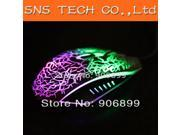 2015 New LED Backlight Backlit USB Illuminated Gameing Mouse Keyboard w/ 2400DPI Game Mouse For Macbook Pc Gamer Mice Laptop