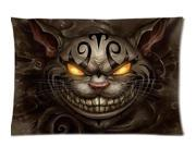 Cheshire Cat Alice Madness Returns Pillowcases Custom Pillow Case Cushion Cover 20 X 30 Inch Two Sides 9SIA7SS4P39673