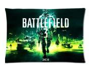 Battlefield Pillowcases Custom Pillow Case Cushion Cover 20 X 36 Inch Two Sides
