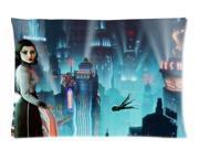 Elizabeth Bioshock Infinite Burial At Sea Pillowcases Custom Pillow Case Cushion Cover 20 X 30 Inch Two Sides 9SIA7SS4P46358