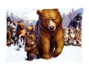 Brother Bear Pillowcases Custom Pillow Case Cushion Cover 20 X 36 Inch Two Sides 9SIA7SS4P32086