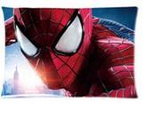 The Amazing Spider-man 2 Andrew Garfield Pillowcases Custom Cool Comfortable Pillow Case 20 X 26 Inch Two Sides 9SIA7SS78D8229