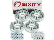 Sixity Auto 4pc 1.25