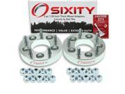 Sixity Auto 2pc 1.25 Thick 5x4.75 Wheel Adapters Lincoln MKZ Zephyr Loctite