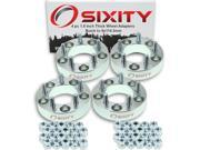 Sixity Auto 4pc 1.5 Thick 5x114.3mm Wheel Adapters Buick Electra LeSabre Riviera