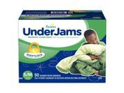 Pampers UnderJams Bedtime Underwear for Boys- S/M - 50 ct