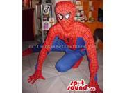 Spiderman Superhero Comic Cartoon Character Costume 9SIA7TU2RT4091