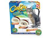 Pet Citi Kitty Cat Toilet Training Kit. Paper, Disposable, Durable, Cover, Safe Supply Store/Shop