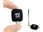 Mini Micro USB DVB-T HD TV Tuner Stick Dongle for Android Smartphone Tablet