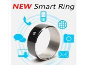 NFC Magic Wear Intelligent Smart Ring Black Color For Android Windows Smartphone Samsung LG HTC