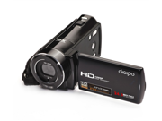 "HD 1080P  24MP Digital Video Recorder Camera Touchscreen 16X Digtital Zoom 3.0""LCD Screen Mini DV HDMI Anti-shake Function"