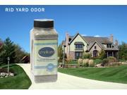 SMELLEZE Natural Yard Odor Remover Deodorizer 2 lb. Granules Eliminates Outdoor Smell