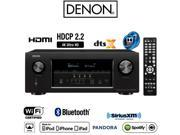 Denon AVR-S920W 7.2 Channel Full 4K Ultra HD AV Receiver with Wi-Fi and Bluetooth