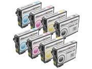 SL 8 T200XL 200XL 200 Black & Color Print Ink Cartridge for Epson Workforce WF-2520