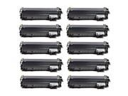 SL 10 PK New Compatible HP Black Toner Cartridge 80A CF 280A For Laserjet Pro M401d