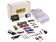 Deluxe 2-Way Remote Starter for Mitsubishi 2006-2013 - Complete Kit.  No Extras! 9SIA7W32VX9692