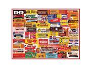 Candy Lane 500 Piece Puzzle by White Mountain Puzzles