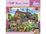 Foxglove Cottage 1000 Piece Puzzle by MasterPieces 9SIA7WR2UC7370